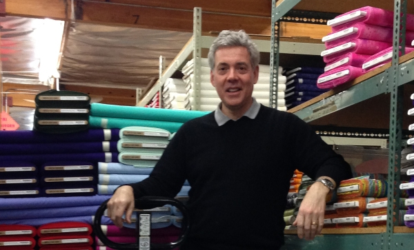 Ted Hoffman of Clothworks